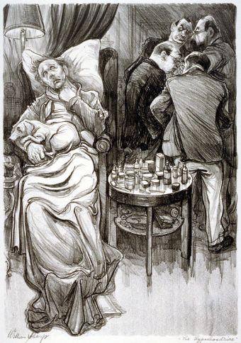 The Hypochondriac - William Sharp